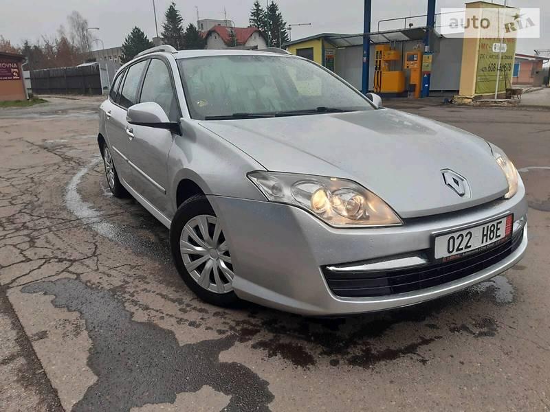 Renault Laguna 1.5dci combi