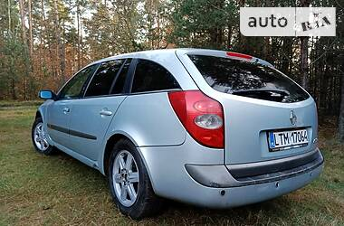 Renault Laguna 2003 в Буске