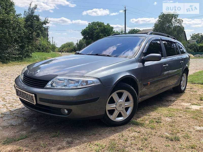 Унiверсал Renault Laguna 2004 в Умані