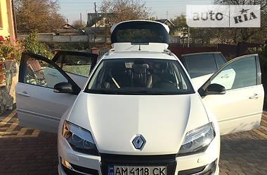 Унiверсал Renault Laguna 2012 в Любарі