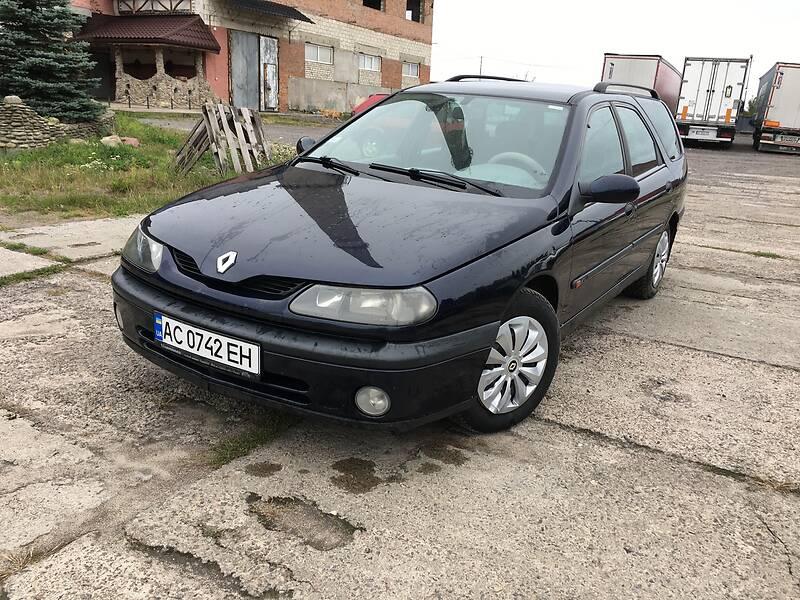 Renault Laguna 1.6 B GAZ