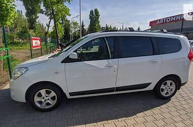 Универсал Renault Lodgy 2018 в Кривом Роге