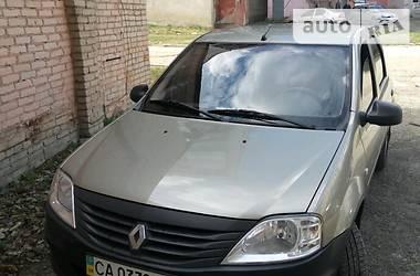 Renault Logan 2011 в Львове