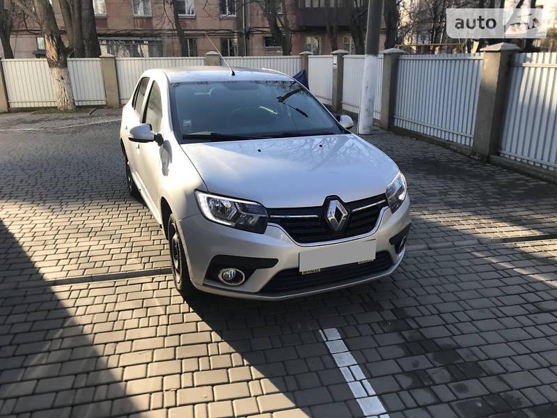 Renault Logan 2016 в Одессе