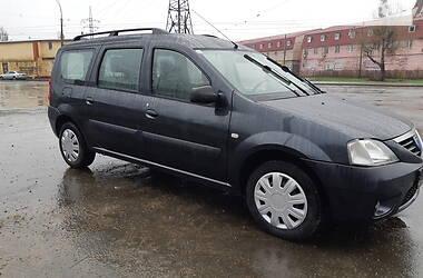 Renault Logan 2008 в Киеве