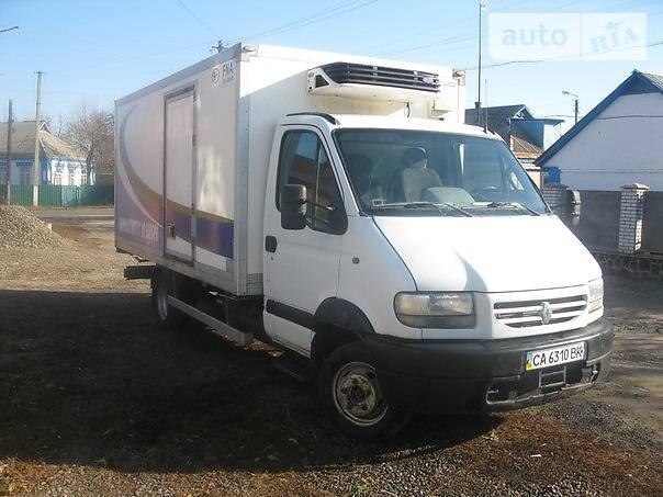 Renault Mascott груз. 2003 в Шполе