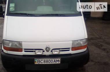 Renault Master груз.-пасс. 2001 в Стрые