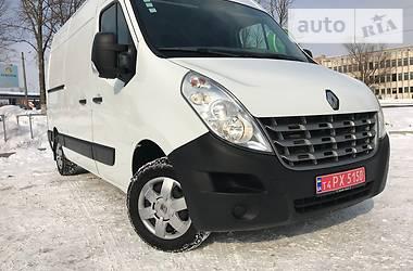 Renault Master груз. lang hog 2013