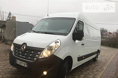 Renault Master груз. NOVE-AVTA(150-110) 2015