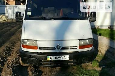 Renault Master груз. 1998