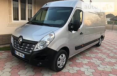 Renault Master груз. 2015 в Черновцах