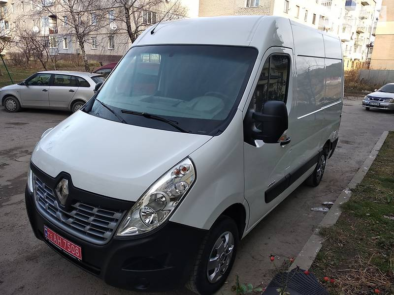 Renault Master груз. 2016 в Кременце