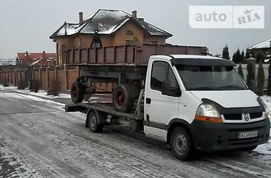 Renault Master груз. 2005 в Луцке