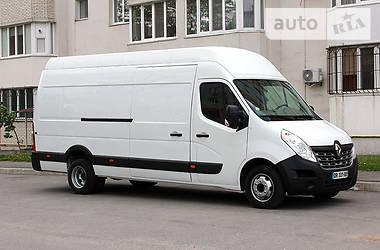 Renault Master груз. 2015 в Виннице