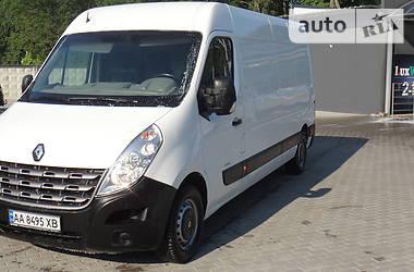 Renault Master груз. 2012 в Трускавце