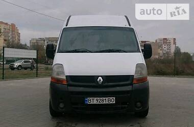 Renault Master груз. 2004 в Херсоне