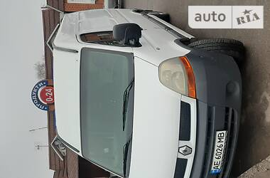 Renault Master груз. 2004 в Кривом Роге