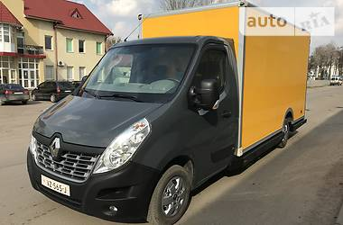 Renault Master груз. 2016 в Львове