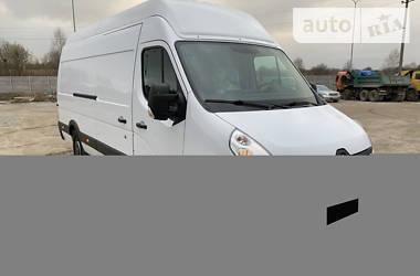 Микроавтобус грузовой (до 3,5т) Renault Master груз. 2018 в Львове