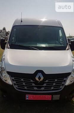 Легковой фургон (до 1,5 т) Renault Master груз. 2017 в Ивано-Франковске