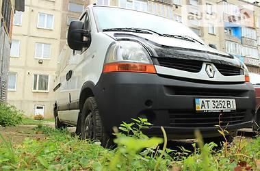 Renault Master пасс. 2006 в Ивано-Франковске
