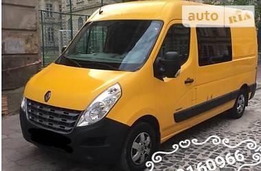 Renault Master пасс. 2013 в Львове