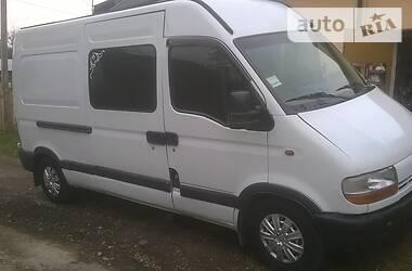 Renault Master пасс. 2000 в Дрогобыче