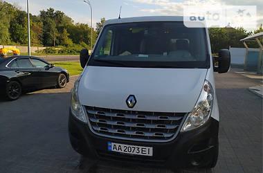 Renault Master пасс. 2012 в Киеве