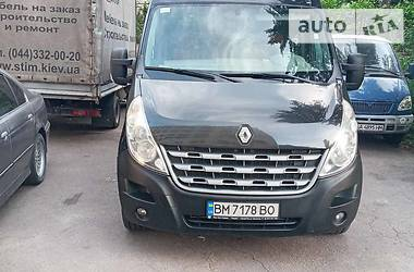 Renault Master пасс. 2013 в Киеве