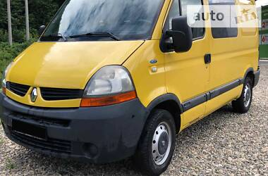 Renault Master пасс. 2007 в Ивано-Франковске