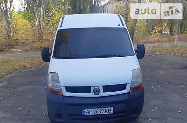 Renault Master пасс. 2005 в Харькове