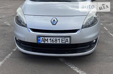 Renault Megane Scenic 2012 в Житомире
