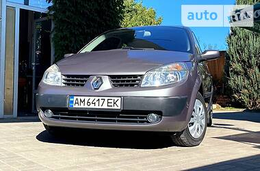 Renault Megane Scenic 2005 в Краматорске