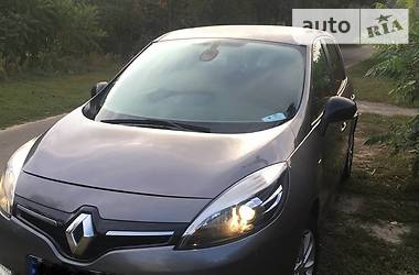 Renault Megane Scenic 2014 в Киеве