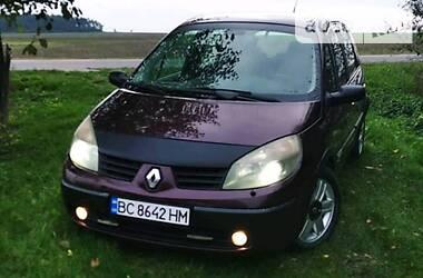 Renault Megane Scenic 2003 в Радехове