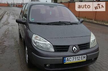 Renault Megane Scenic 2004 в Луцке