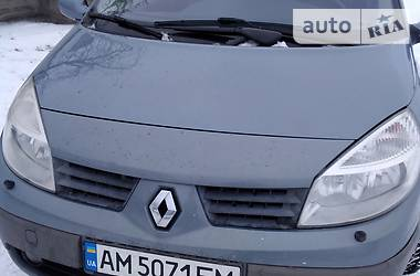 Renault Megane Scenic 2005 в Барановке