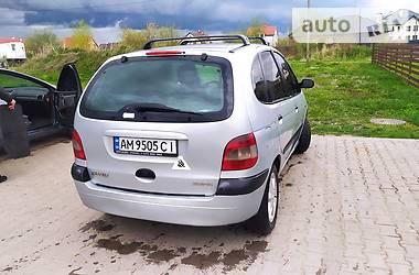 Renault Megane Scenic 2000 в Самборе