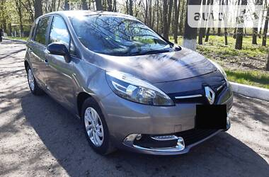 Универсал Renault Megane Scenic 2015 в Теплике