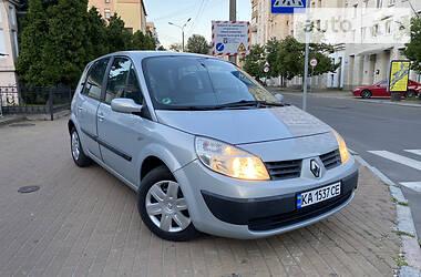 Хэтчбек Renault Megane Scenic 2004 в Киеве