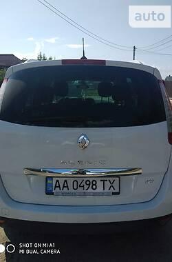 Унiверсал Renault Megane Scenic 2012 в Києві