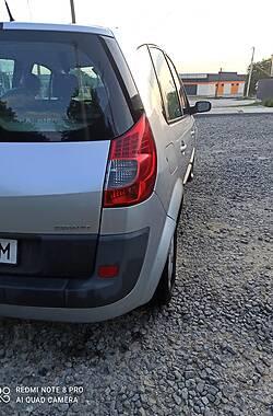 Хетчбек Renault Megane Scenic 2006 в Новій Ушиці