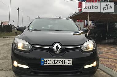 Renault Megane  dCi 110 EDC 2014