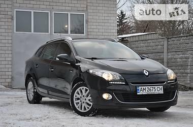 Renault Megane  BOSE-PANORAMA-KAMER 2013