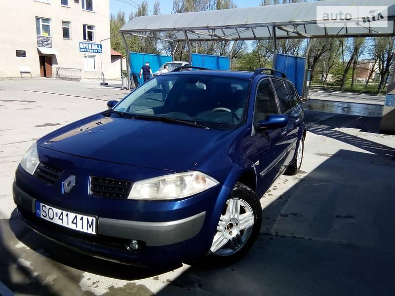 Renault Megane 2003 в Калуше