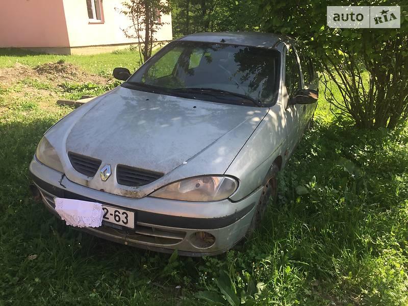 Renault Megane 2000 в Ужгороді
