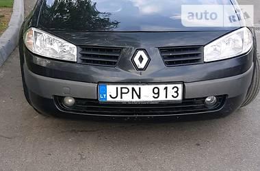 Renault Megane 2004 в Черкассах