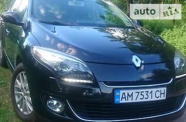 Renault Megane 2014 в Бердичеві