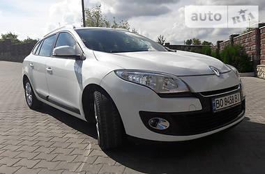 Renault Megane 2013 в Тернополе