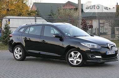 Renault Megane 2016 в Львові